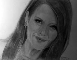 Julianne Moore by vixenw