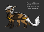 PC. DraconicTomix by CoffeeAddictedDragon