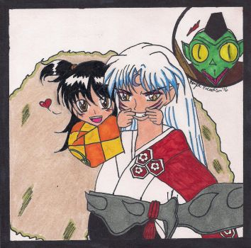 Team Sesshomaru by rumiko18