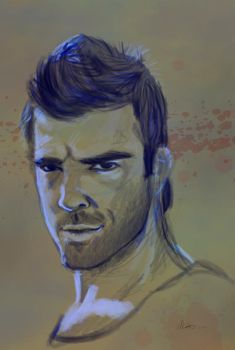 Sylar Sketch by indecisivecharacter