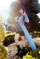 Rinoa Heartilly cosplay by SCARLET-COSPLAY