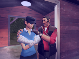 TF2: Refuge by MikotoNui