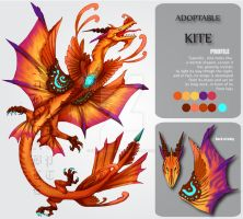 ADOPTABLE Close : KITE [Auction][paypal] by Ma-Adopt