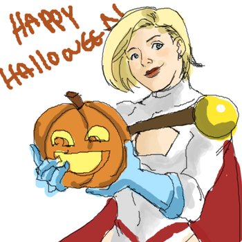 happy halloween from Peej by Latoonist