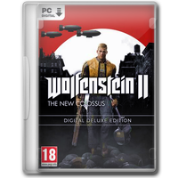 Wolfenstein II - The New Colossus Deluxe by filipelocco