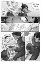 DBZ - Luck is in Soul at Home - Luck 8 Page 33 by RedViolett