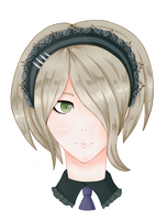 Kirumi Tojo by FishFinss