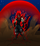 Tention [Crimson Form] by Tentionmaru