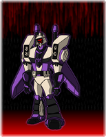Blitzwing finished by NeoNNerd08