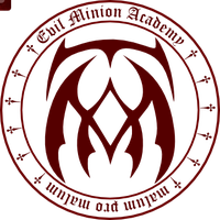 Evil Minion Academy Seal by boogaarr