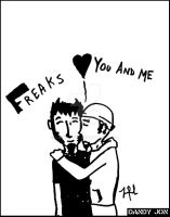 Self Explanatory: Freaks by Dandy-Jon