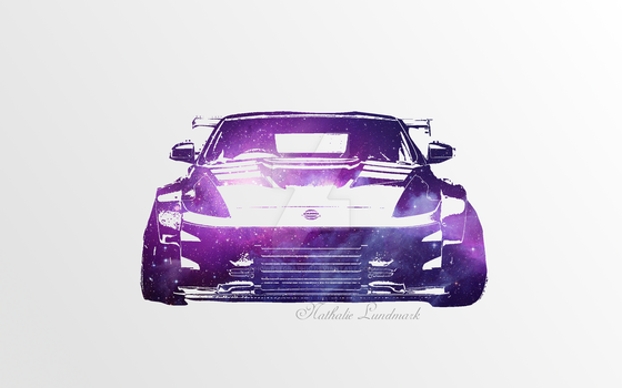 Nissan 370z by HowrseGraphic