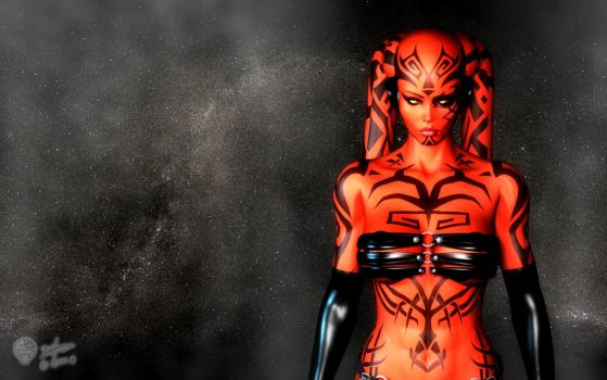 Honor - Darth Talon by darthhell