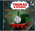 Thomas and Friends  Character CD Vol 31 Whiff by Galaxy-Afro