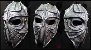 Mask of Hladne oci by MordorLegion