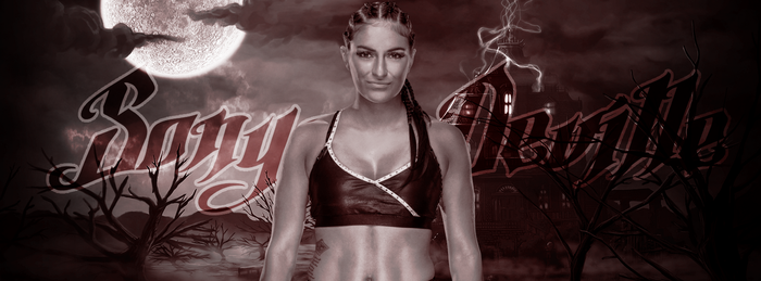 Sonya Deville Facebook Cover Photo by ChrisNeville85