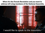 French Revolution Meets Game of Thrones by Party9999999
