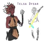 Telsa Dysar by Swallow-of-Fire8091