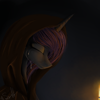 Night. Spark. Sadness . by AliceSmitt31