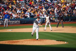 Capps - pick off by LaFeePhotography