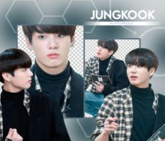 JUNGKOOK 01 (PNG'S) by ALITTLEPUZZLE