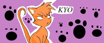 Kyo cat by chiorihime