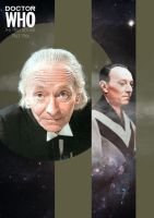 Doctor Who - The First Doctor by StrangeHumanCake
