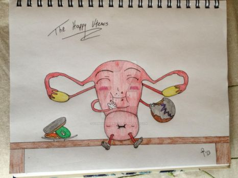 The Happy Uterus by FantasyWench