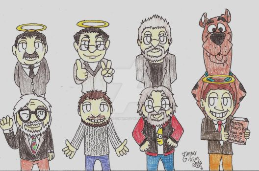 The Heroes and Legends of Cel-Mation Part 3 by CelmationPrince