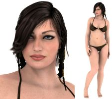 Astrid for Genesis V5 by DS-Penguin