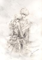 PENCIL SKETCHES by twin1992