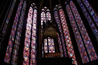 Sainte-Chapelle by thecitizeneraser