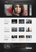 Silence - Home with zAccordion Slider by m-themes