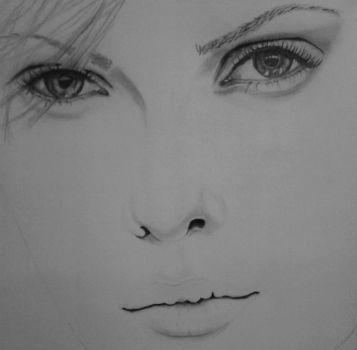 Charlize Theron by blackwing100