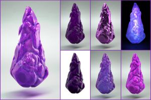 Laticis Imagery FREE Object - Fantasy Crystal by Laticis