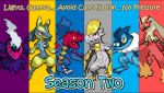 Season Two Official Main Cast Pic [READ DESC] by ZutzuCrobat55
