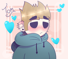 [EDDSWORLD] Chibi Tom [Gift] by IrritatedRaven