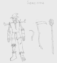Monkey King Mythos - Scarecrow Soldier by Laharl234