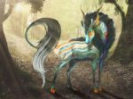 Qilin by AlbaAragon