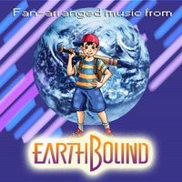 EarthBound iTunes Album Art Mockup by Erikku8