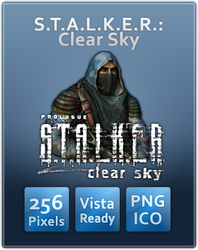 S.T.A.L.K.E.R.: Clear Sky Icon by UltimateAoshi