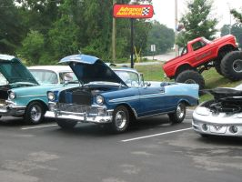 S Congaree Car Show 14 by CliftonFomby