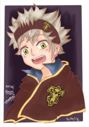 Asta From Black Clover by CutePrincessKawaii15