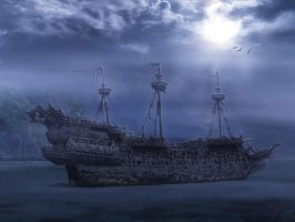 Ghost Ship by malthael