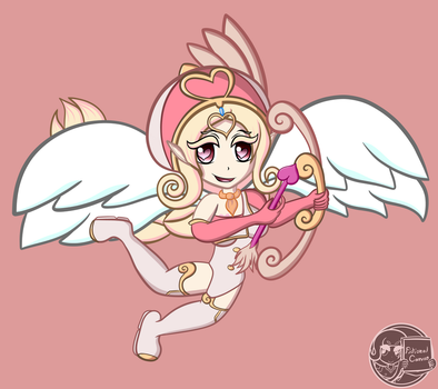 Monster Girl Quest - Cupid 2 by FictionalCanvas