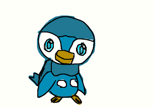 Piplup by Firestorm1410