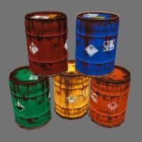 various barrels by ToTac