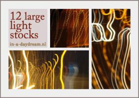 Light stocks, set 3 by in-a-daydream