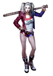 Harley Quinn by mannequin-atelier