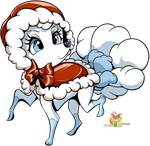 Little Red Riding Vulpix by Stacona